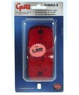 Grote CAB MKR LAMP, RED, HI CNT LED LAMP, SQR-Corner, Scalp Lens, RTL PK... - $10.77