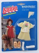 Annie the World of Annie Knickerbocker Fancy Blouse and Skirt Outfit (1982) - $39.55