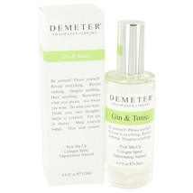 Gin & Tonic By Demeter Cologne Spray 4 Oz 425151 - $34.14
