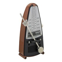 New with Free Shipping Black #836 Wittner Taktell Piccolo Keywound Metronome