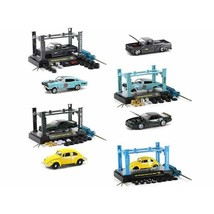 Model Kit 4 piece Car Set Release 40 Limited Edition to 8280 pieces Worl... - $51.82