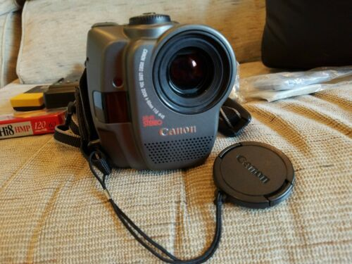 Canon ES3000A HI8 8mm Video Camcorder w/ and 42 similar items