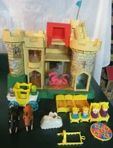 Vintage Fisher-Price Play Family Castle #993 Complete - $194.75