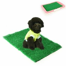 Dog Training Indoor Potty Synthetic Comfortable Grass Pee Pads For Pet P... - $7.95