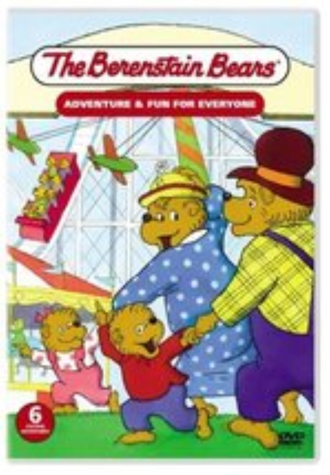 The Berenstain Bears - Adventure & Fun for Everyone Vhs