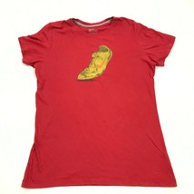 Nike Sportswear Sneakerhead Shirt Youth Size Extra Large XL Slim Fit Red... - $17.83