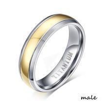 Couple Rings - Women Exquisite Rhinestones Zirconia Rings Set Simple Stainless S image 3