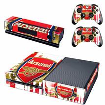 Arsenal Xbox uno Pellicola Console + 2 x Controller Adesivi Cover Fronta... - $14.67