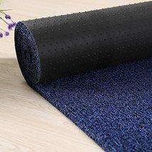 HUAHOO Black/Blue Non Slip Runner Entrance Mat for Lobbies and Indoor En... - €93,54 EUR
