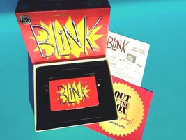Out of the Box Card Game Blink! The World's Fastest Game/ 2 players/ 7 t... - $14.95