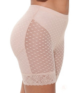 I Heart Curves® Padded Mid-Thigh Panty by Bubbles Bodywear - $39.00