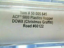 Atlas # 50005645 (Chrstmas Graffiti) ACF 580 Plastics Hopper #66122 N-Scale image 8