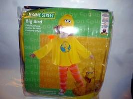 New Sesame Street Big Bird COSTUME- CHILDRENS- CLOSEOUT- L 4-6X- L189 - $7.83