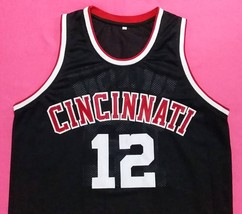 Oscar Robertson Cincinnati Bearcats College Jersey Any Size Free Wwjd Bracelet - $29.99