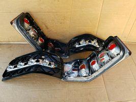 90-95 Mercedes W129 R129 500 500sl SL320 S500 Tail Light Lamps Set L&R image 8