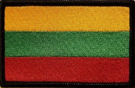 "[Single Count] Custom and Unique (3 1/2 "" x 2 1/4"" Inches) LITHUANIA National... - $6.92"