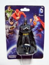 Batman DC Comics Action Figure Mini Figurine Statue New Cake Topper - $3.99