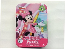 Mini 24-Piece Puzzle in Collectible Travel Tin - $7.11