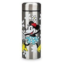 Disney Store Mickey and Minnie Mouse Stainless Steel Water Bottle New 2016 - €35,86 EUR
