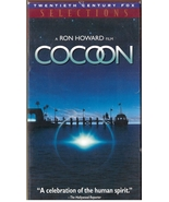 Cocoon VHS Don Ameche Wilford Brimley Brian Den... - $2.49
