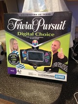 25th Anniversary Edition Trivial Pursuit Digital Choice Trivia PARTY Gam... - $29.99