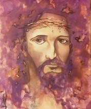 ORIGINAL ACEO Jesus Religous Art Print -: rdowa... - $5.94