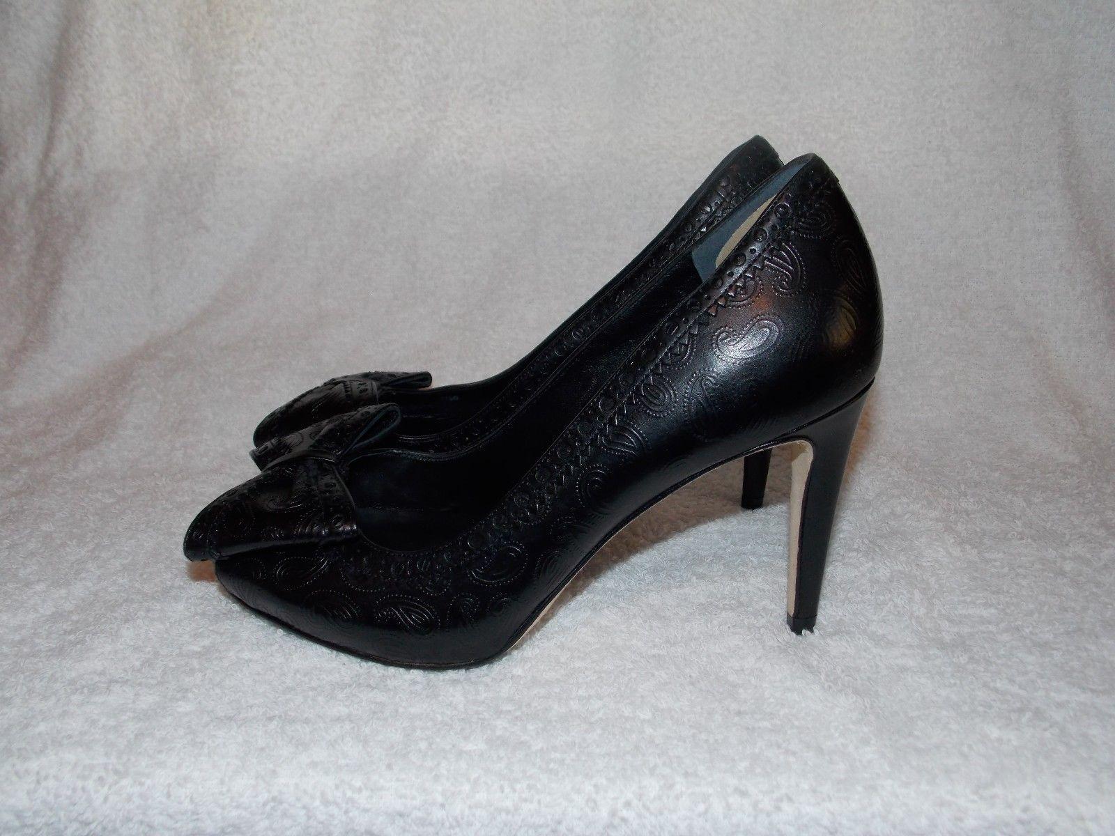 d00c5ad3a918e Cole Haan Violet Air Ot Bow Black Peep Toe and similar items. S l1600