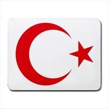 Emblem of Turkey Mousepad (Neoprene Non-slip Mousemat) - Tabard Surcoat - $7.17
