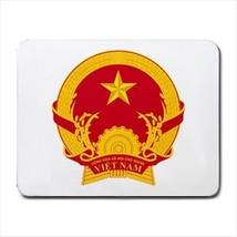 Emblem of Vietnam Mousepad (Neoprene Non-slip Mousemat) - Tabard Surcoat - $7.17