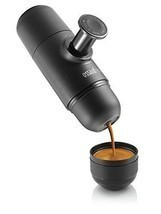 Wacaco MiniPresso Shot Single Cup Coffee Espresso Maker For College Stud... - £64.47 GBP