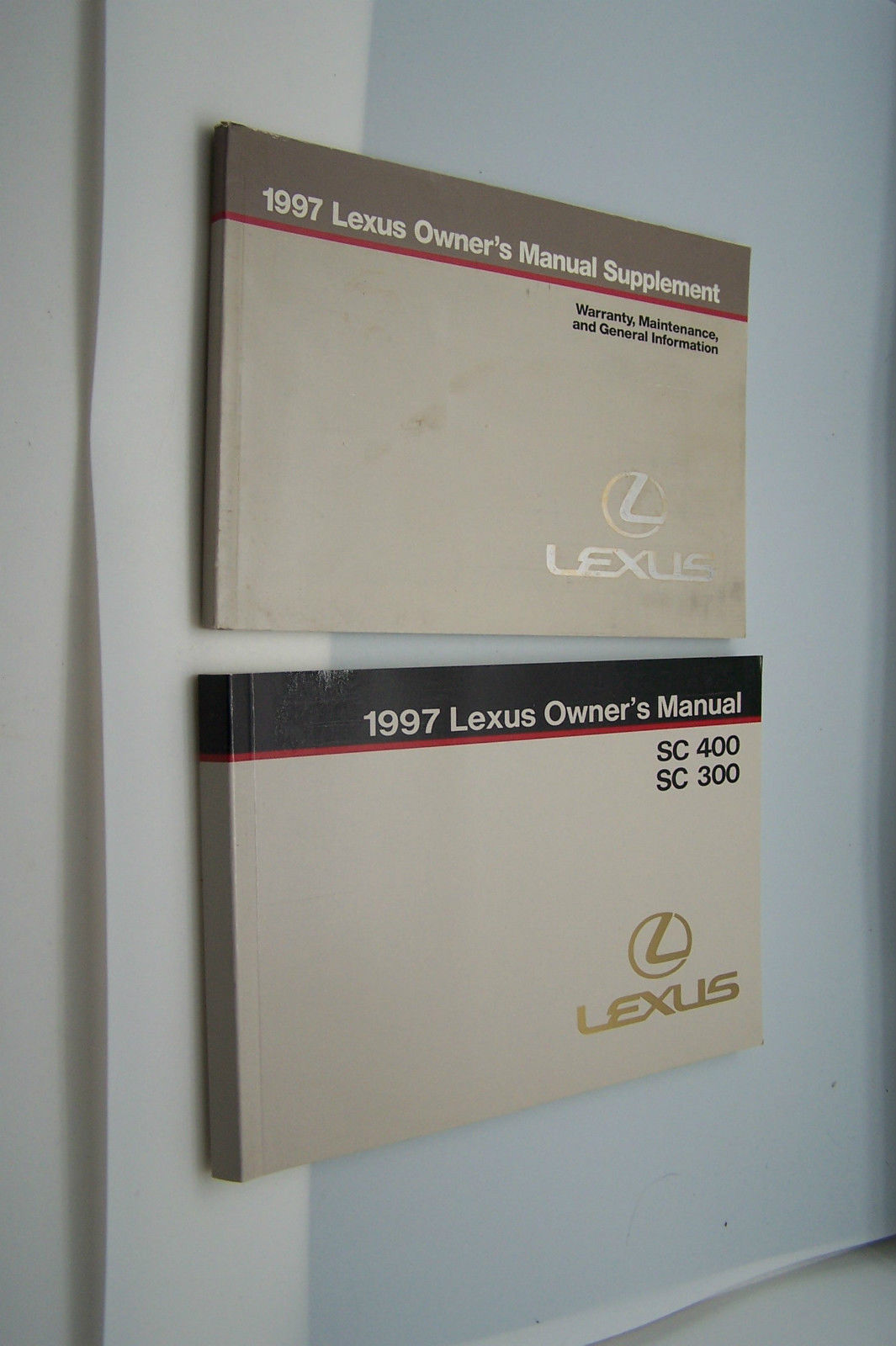 1997 lexus sc300 sc400 owners manual service and 19 similar items rh bonanza com Used 1997 Lexus SC300 Used 1997 Lexus SC300