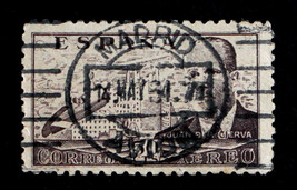 SPAIN Stamp Sc# C103 Used with Excellent SON MADRID Cancel Perf. 10 - $19.99