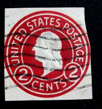 US Stamp Scott #U429b Used Cut Square Die 3 CV $50.00 - $15.99