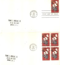 Settlement of Florida First Day Covers Aug 28, 1965 St. Augustine, FL - $2.99