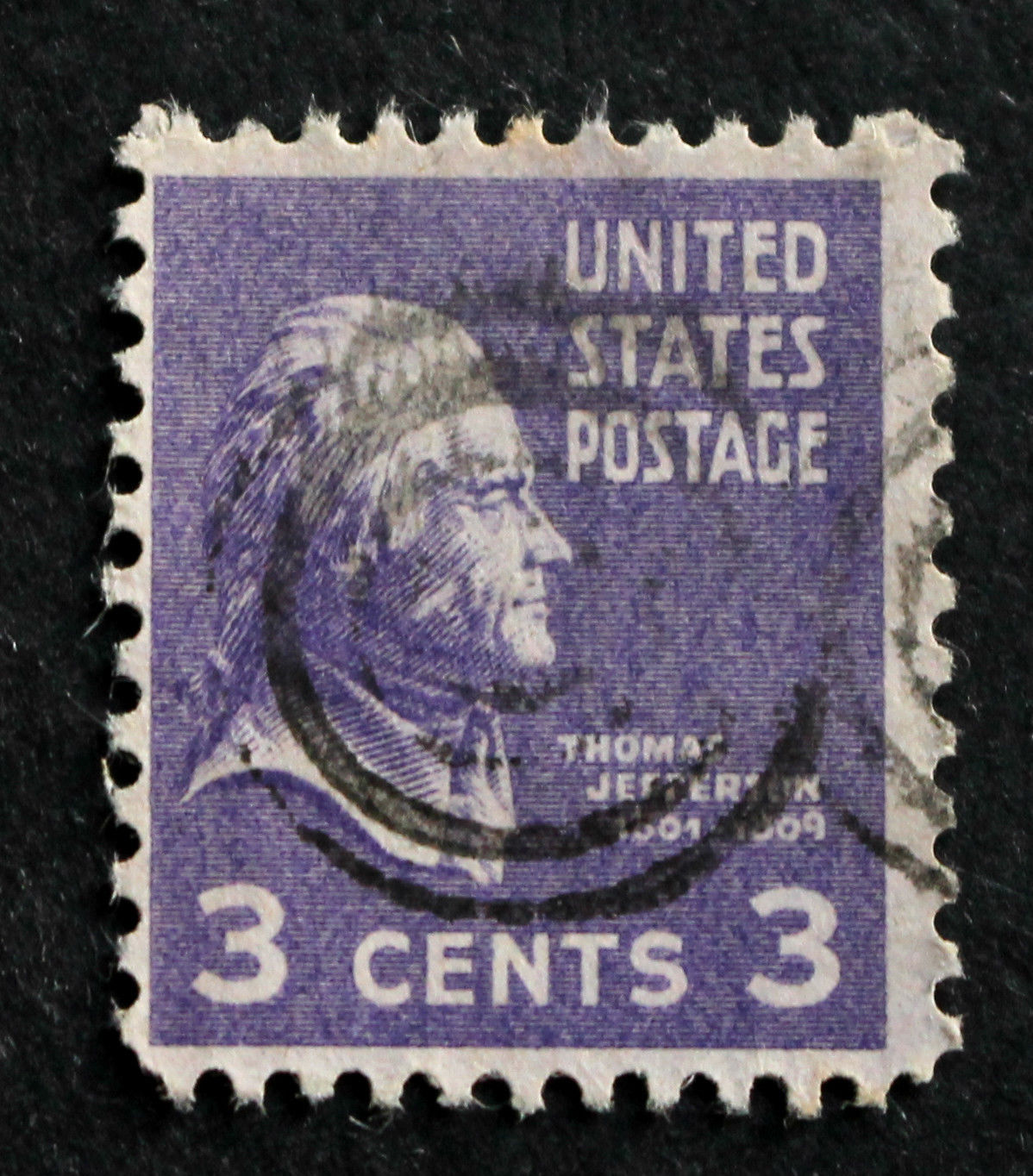 Us Stamps Sc 807 Target Cancel 3 Cent And Similar Items