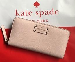 NWT Kate Spade Wellesley Neda In Balletslip Zip... - $70.61