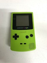 Nintendo Game Boy Color Kiwi Lime Green - $49.49