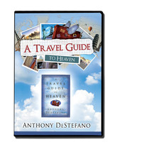 A TRAVEL GUIDE TO HEAVEN - DVD - by Anthony DeStefano image 1