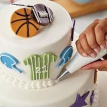 Cake Boss Decorating Tools Sports Cake Kit  - $25.00