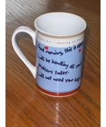 Joyce Meyer Porcelain Mug Cup Good Morning This... - $10.00
