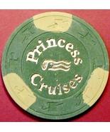 $25 Casino Chip. Princess Cruise Line. L82. - $5.95
