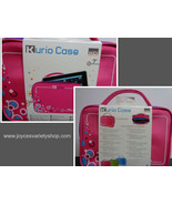"""Kurio Case Pink NWT Two Compartments For 7"""" Device & Accessories - $10.99"""