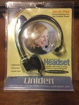 Uniden HS910 Headset for Cordless Phones - $25.23