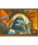 Shalako Navajo Kachina Painting Limited Edition... - $222.07