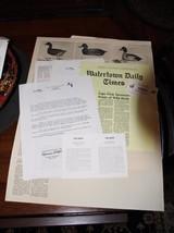 Robert Jackson articles Watertown Daily, Syracuse Harold ,Town of Champi... - $14.85