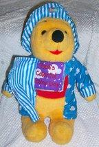 "13"" Plush Disney Winnie the Pooh's Colorful Rainy Day Doll Toy - $18.90"