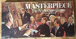 MasterPiece 1970 Edition Art Auction by Parker Brothers - $59.90