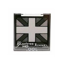 Rimmel Glam' Eyes HD Quad Eye Shadow Palette, Black Cab, .14 oz - $6.55
