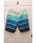 "Men's Gap Board short swim trunks Blue Size S  9"" inseam The Original Bo... - $14.85"
