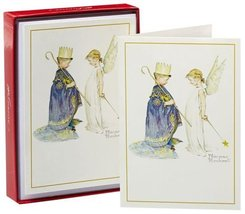 Rockwell King and Angel Christmas Boxed Cards - €30,54 EUR